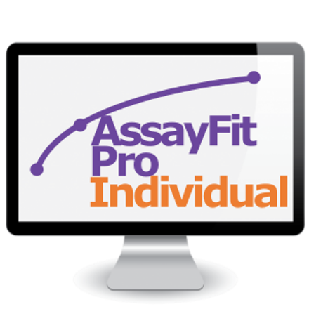 Picture of Assayfit Pro Curve Fitting Individual Key