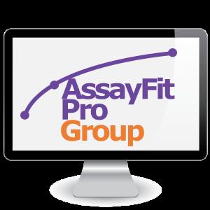 Picture of Six Months Assayfit Pro Curve Fitting Group Key